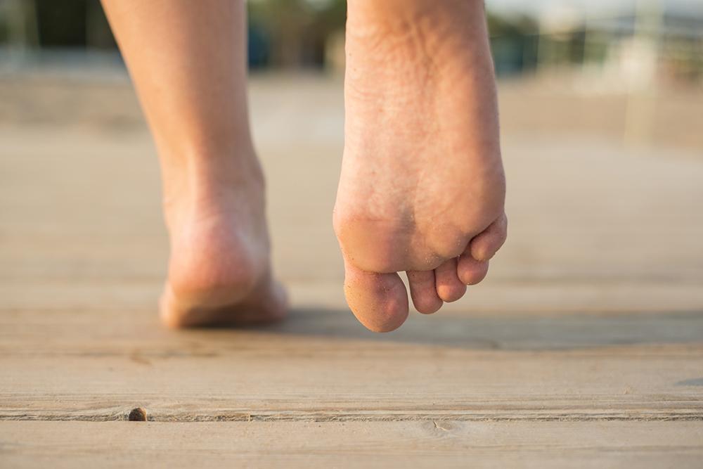 Cura del piede diabetico